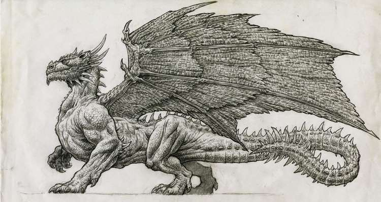 dragon soe