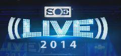soe live 2014 everquest next - class - logo soe live